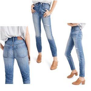 Rigid Skinny Jeans